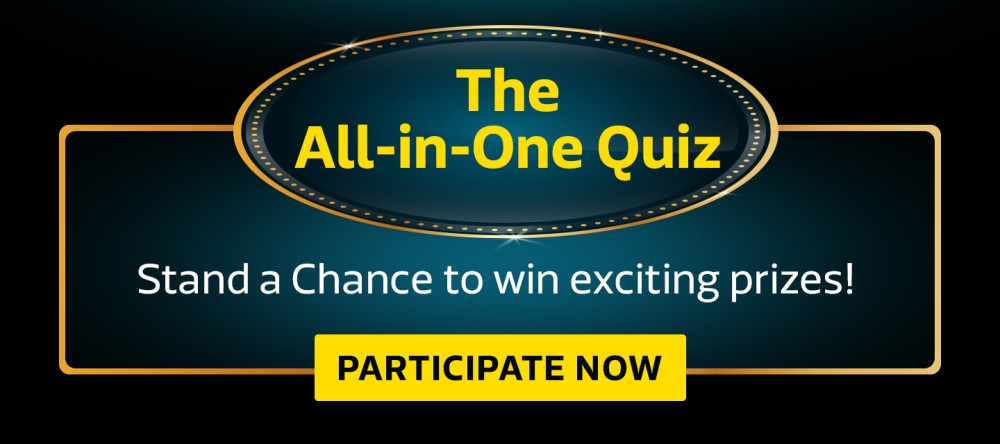 Flipkart Infinix Hot 9 All-in-One Quiz Answers: Win Infinix Hot 9 Phone, Rs.1000 and More