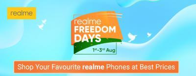 Realme Freedom Days