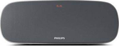 Philips MMS2141 B 20 W Bluetooth Speaker  (Black, Stereo Channel)