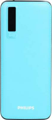 Philips 11000 mAh Power Bank (Fast Charging, 10 W)  (Blue, Lithium-ion)