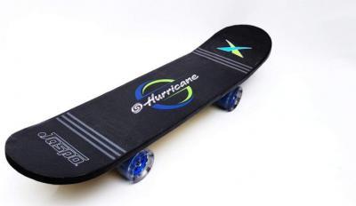 Jaspo 27x 7 Wooden Skateboard 7 inch x 27 inch Skateboard