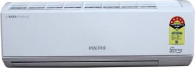 Voltas 1.2 Ton 5 Star Split Inverter AC - White  (155V DZW (R32), Copper Condenser)