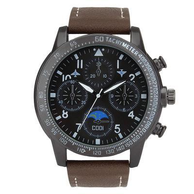 CODi Multifunctional Casual Wrist Watch