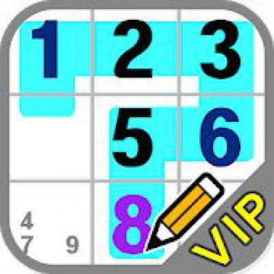 Android App: Sudoku Deluxe VIP for Free