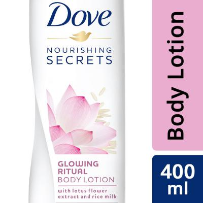 Dove Body Lotions 50% Off or more