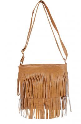 JACY LONDON Women Tan Sling Bag