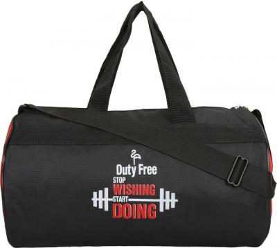 DUTY FREE 20 liter classic duffle bag Gym Bag Travel Duffel Bag Multicolor