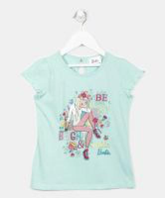70% Off on Barbie Kids' Clothing Starts from Rs. 159