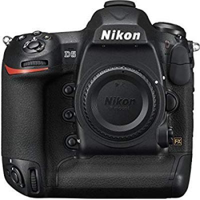 Nikon 1558 D5 20.8 MP FX-Format Digital SLR Camera Body