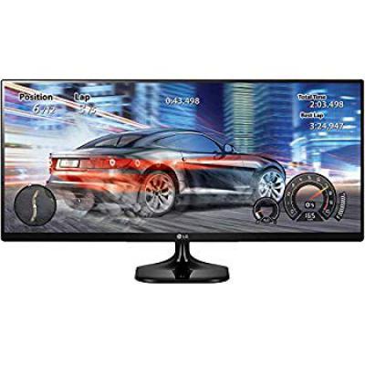 LG 25 inch 21:9 Ultrawide Gaming Monitor - Full HD, IPS Panel- 25UM58