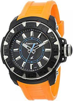 Fastrack Watches Amazon Sale Min 60% to 70% off