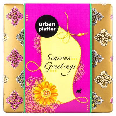 Urban Platter Raksha Bandhan Festive Gift Box
