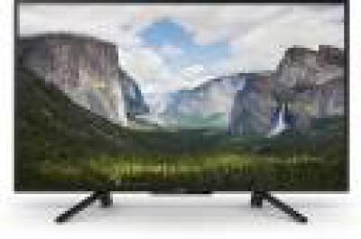 Sony W662F 108cm (43 inch) Full HD LED Smart TV