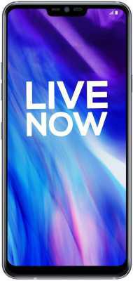 LG G7+ ThinQ (Blue, 128 GB) (6 GB RAM)