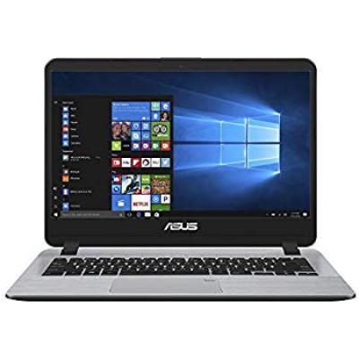 ASUS VivoBooK Intel Core i3 7th Gen 14-inch Thin and Light Laptop (4GB/256GB SSD/Windows 10/Stary Gray/1.55 Kg)