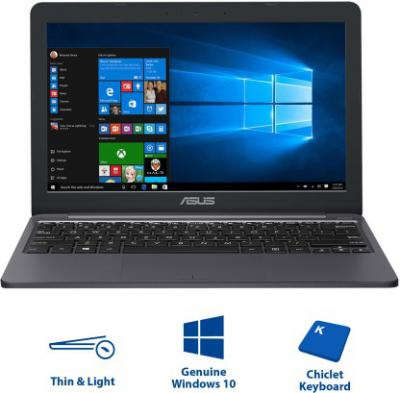 Asus VivoBook E12 Celeron Dual Core - E203MA-FD014T Thin and Light Laptop (11.6 inch, 0.99 kg)