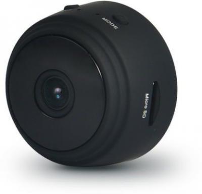 CFFTED Mini Spy Camera WiFi Hidden Camera AOBO1 HC007 Wireless Full HD with Recording (256 GB, 1 Channel)