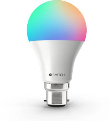 Smitch Wi-Fi LED RGB B22 7 W Smart Bulb