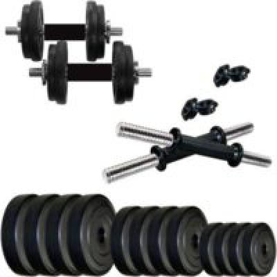 KRX PVC DM 16KG COMBO 16 Adjustable Dumbbell
