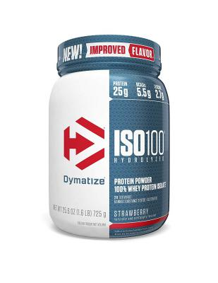 Dymatize Nutrition Iso 100 Whey Protein Powder Isolate - 725 g