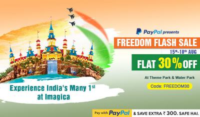 Imagica- Freedom Flash Sale {Buy 3 & get 1 Free}