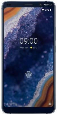 Nokia 9 (Blue, 128 GB)  (6 GB RAM)