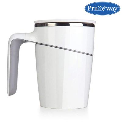 Primeway Insulated Suction Plastic Coffee Mug