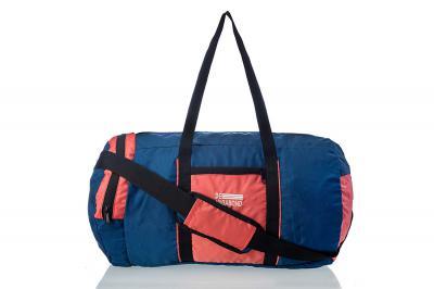 Devagabond Polyester 48 cms Blue Gym Shoulder Bag