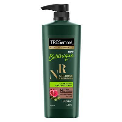 TRESemme Nourish and Replenish Shampoo, 580ml