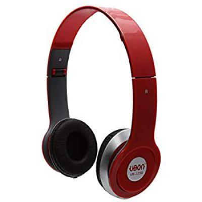 Ubon GH-1370 On Ear Headphones with Mic