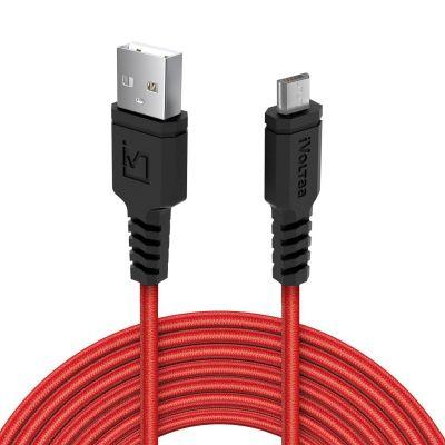 iVoltaa MK2 Micro USB Cable - 4.9 Feet