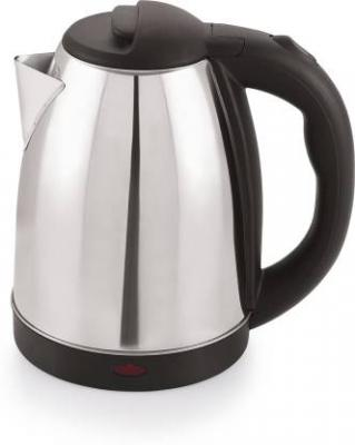 BMS Lifestyle Fast Boiling Tea Kettle Cordless, Stainless Steel Finish Hot Water Kettle (2 L, Silver)...