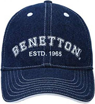 United Colors of Benetton Caps at 81% Off
