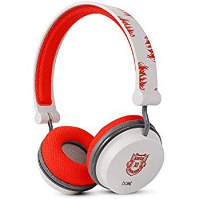 boAt Kings XI Punjab Edition Rockerz 400 Bluetooth Wireless Headphone