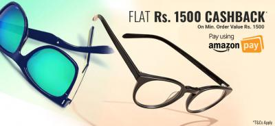 Flat Rs.1500 Cashback on Min Order Value of 1500: Amazon Pay Offer