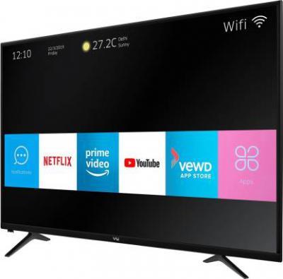 Vu Ultra Smart 80cm (32 inch) HD Ready LED Smart TV  (32SM)