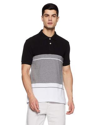 Aeropostale Men's Printed Regular Fit Polo