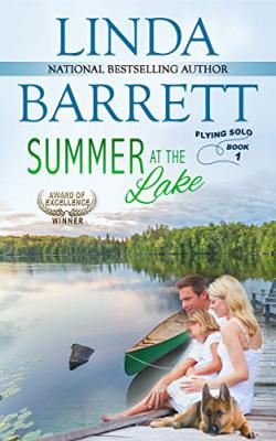 Summer at the Lake (Flying Solo Book 1)