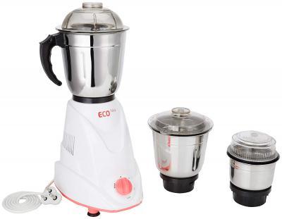 SignoraCare Eco Matic SCEM-2921 550-Watt Mixer Grinder with 3 Jars