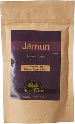 Herb Essential Pure Jamun Powder - 50 g