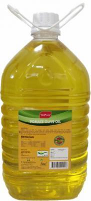 YESPURE Pomace Olive Oil Plastic Bottle (5 L)