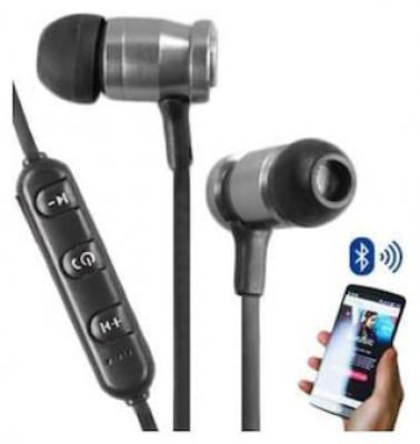 SHOPLINE Wireless Bluetooth Sport Magnetic Earphone Stereo Headphone Headset for All Anroid Phones