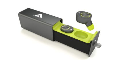Boult Audio Airbass Twinpods Bluetooth Headset (In the Ear)