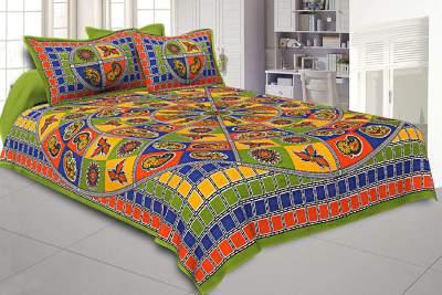 Double Bedsheet at Minimum 50% Off