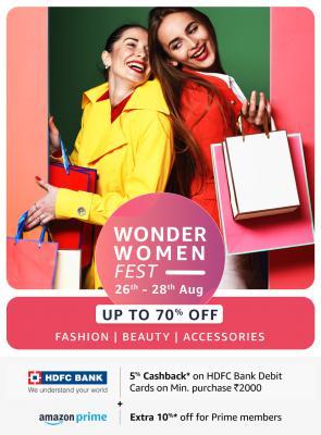 Amazon Wonder Women Sale: Up to 70% Off