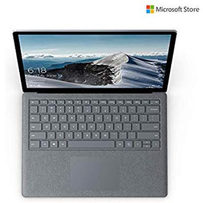 Microsoft Surface Laptop Intel Core i7 7th Gen 13.5 inch Touchscreen Laptop (8GB/256GB/Windows 10 S/Integrated Graphics)