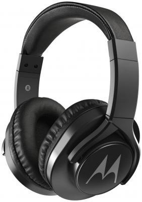 Motorola Pulse 3 max Over-ear Bluetooth Headsets ( Black )