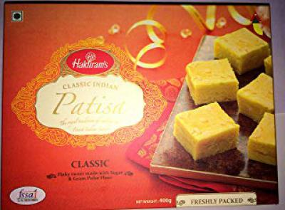 Haldiram Sweet at FLAT 50% off
