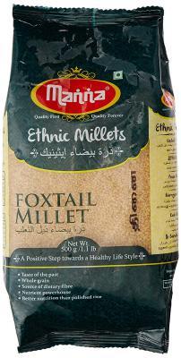 Manna Foxtail Millet