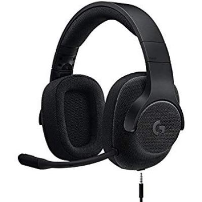 Logitech G433 7.1 Surround Sound Gaming Headset for PC and Console